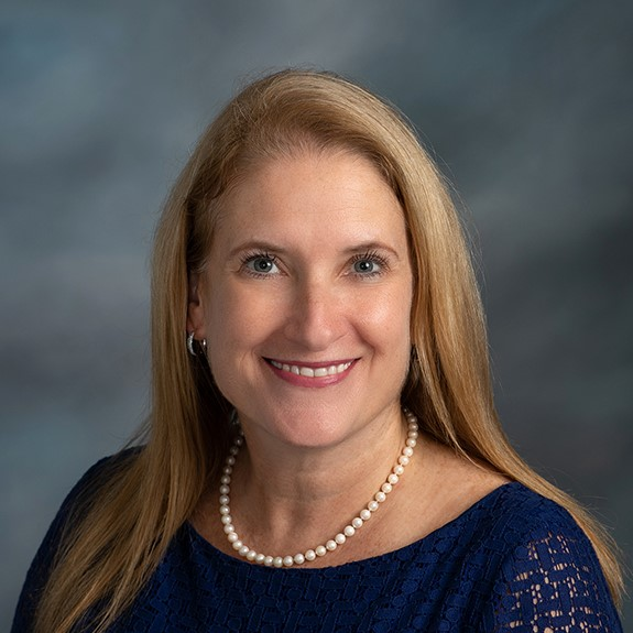 Lisa Stein, APRN works in our Guilford office.