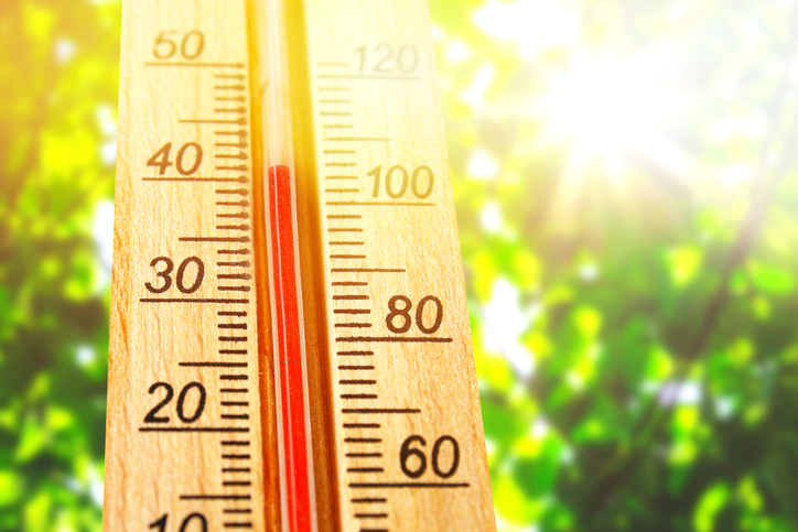 Heat Stroke Signs & Symptoms to Watch Out for this Summer