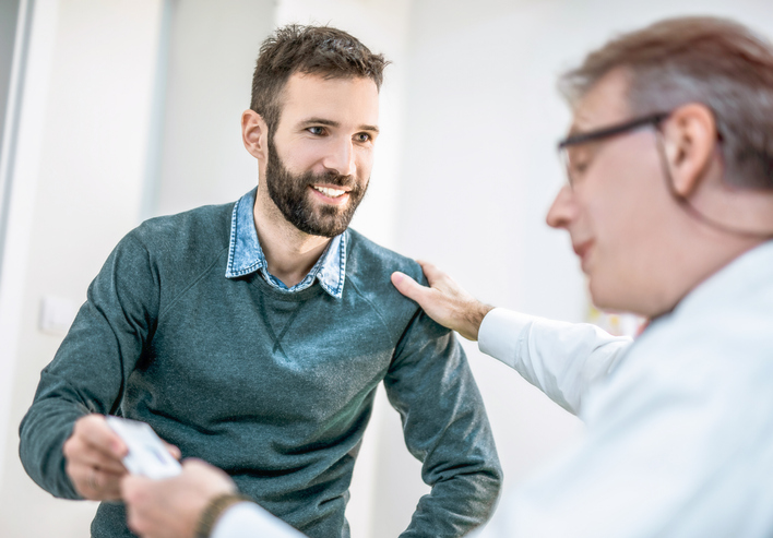 5 Reasons Men Should See a Doctor Regularly